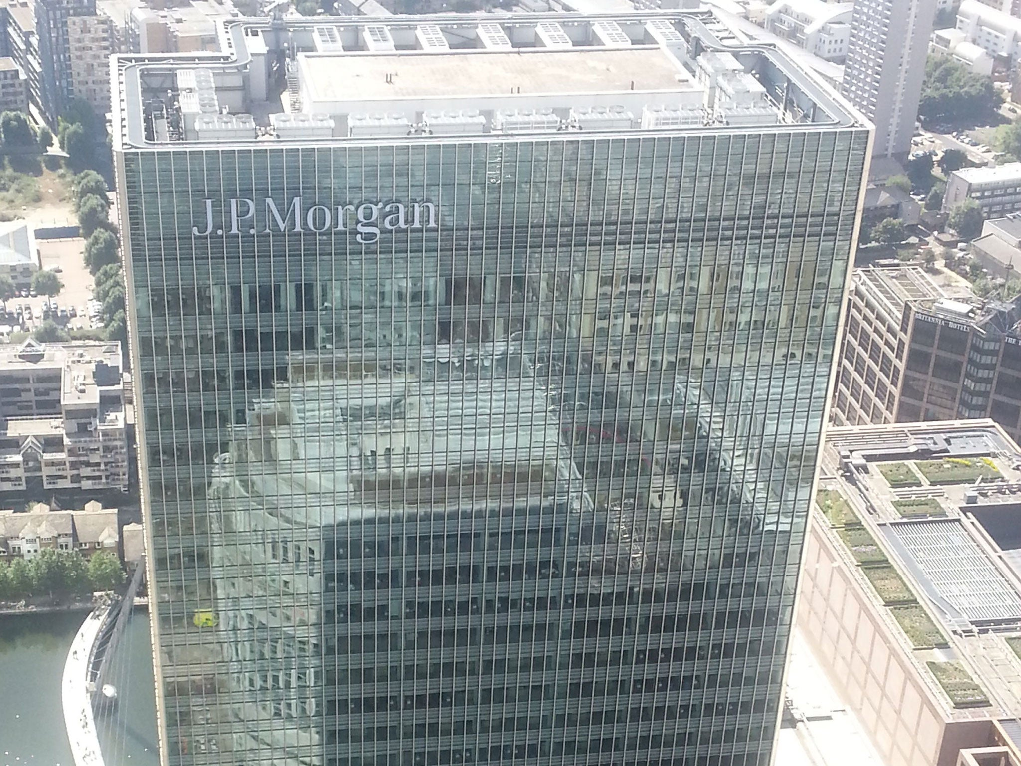 Jp Morgan Chase - latest news, breaking stories and comment - The