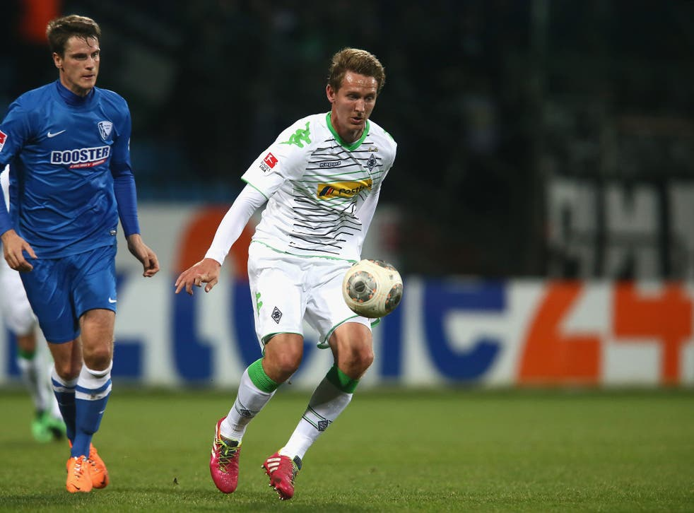 Luuk de Jong is on his way to Newcastle ahead of a medical as he closes on a move from Borussia Monchengladbach