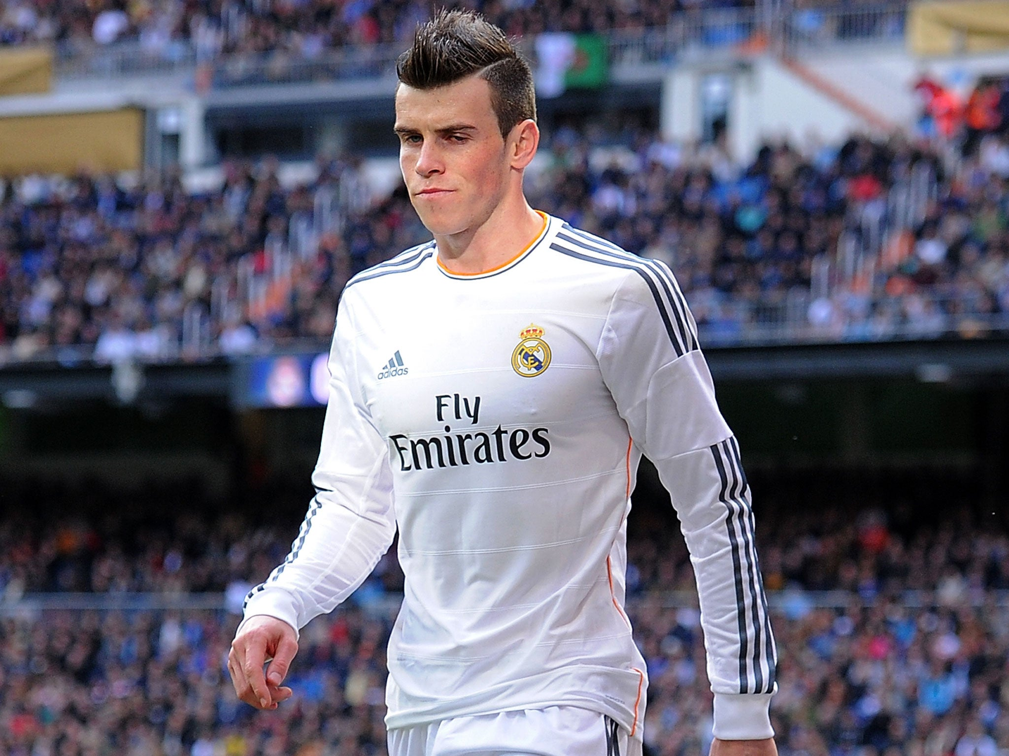 Gareth bale his genitals are fine says real madrid manager gareth bale his genitals are fine says real madrid manager carlo ancelotti after welshman is ruled out of espanyol clash the independent voltagebd Gallery