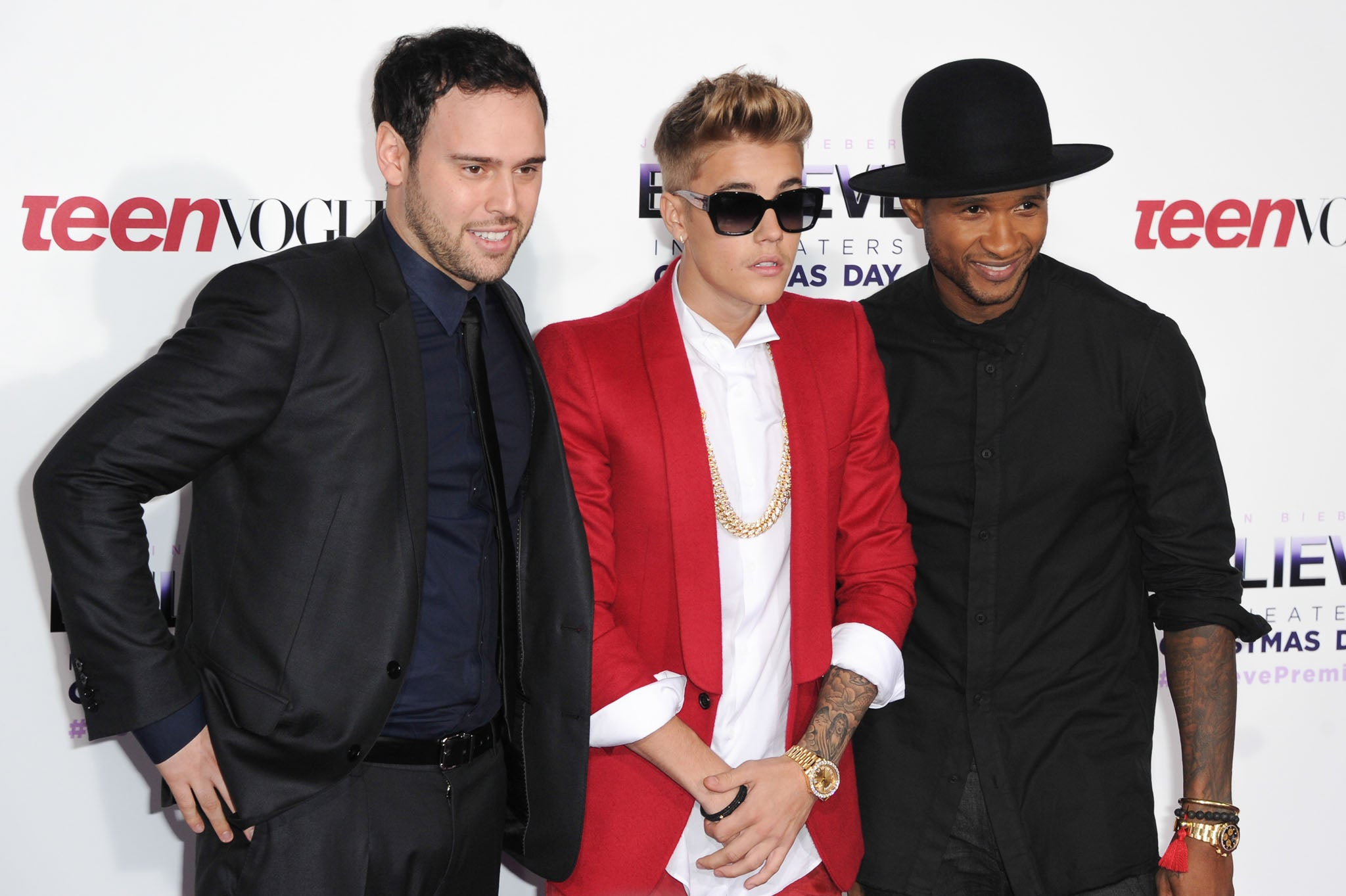 Justin Biebers Manager Scooter Braun Warns Star To Be Better Or