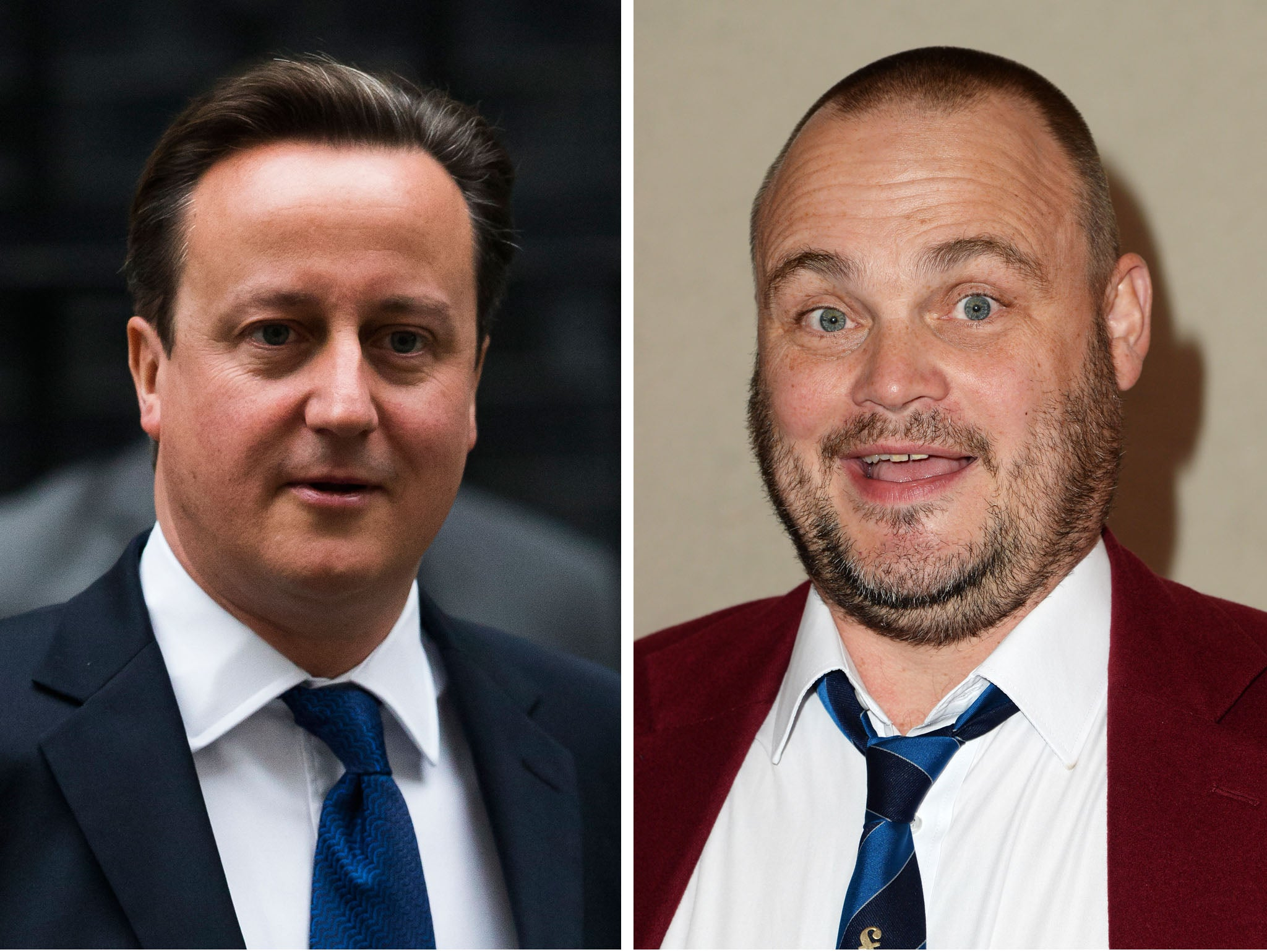 David Cameron and Al Murray are 'distant cousins' family records show | The Independentindependent_brand_ident_LOGOUntitled