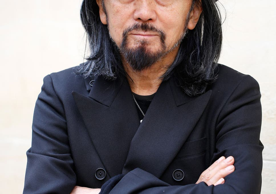 f80513c19b78c The Y still has it  The masterful Japanese designer Yohji Yamamoto shows no  signs of taking a back seat in his fashion empire