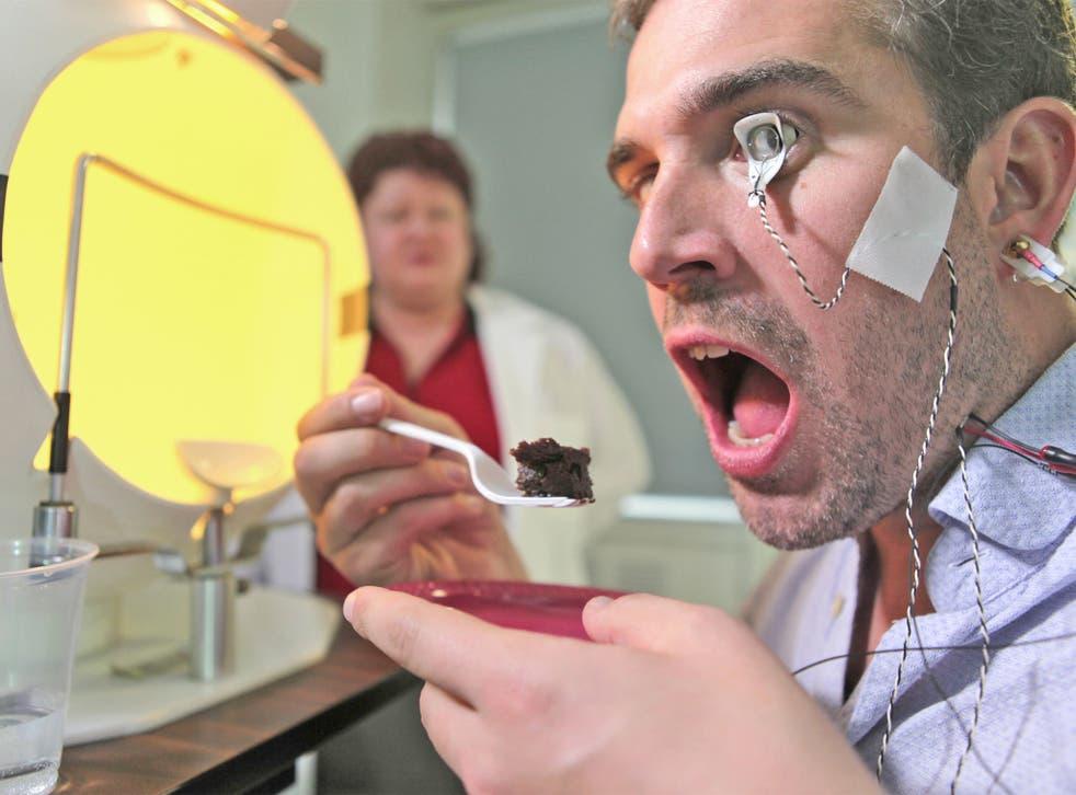 Fat chance: Xand van Tulleken in 'Horizon: Sugar vs Fat'