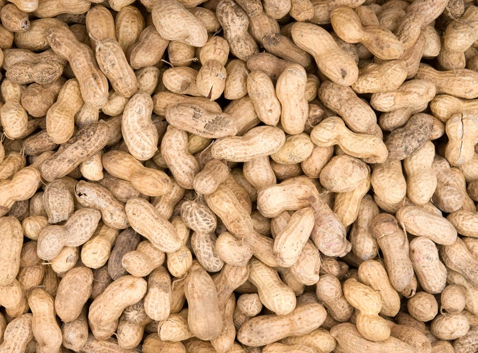 Peanut allergy affects around half a million people in the UK