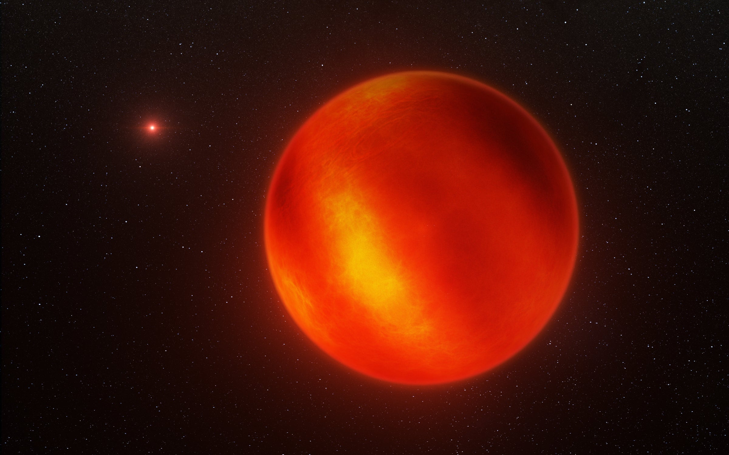 It     s raining  it     s pouring   molten iron  Scientists create first     It     s raining  it     s pouring   molten iron  Scientists create first ever weather map of a      brown dwarf        The Independent