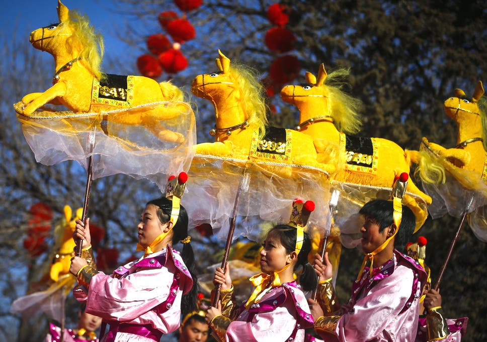 chinese new year 2014 year of the horse predictions the independent