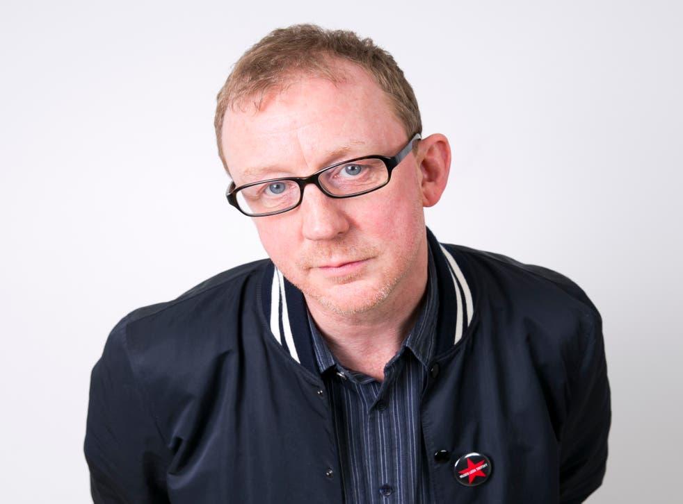 XFM's new DJ: Blur's Dave Rowntree