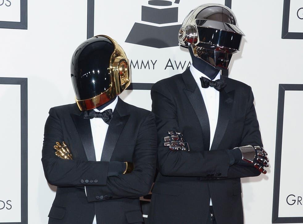 Daft Punk, musicians
