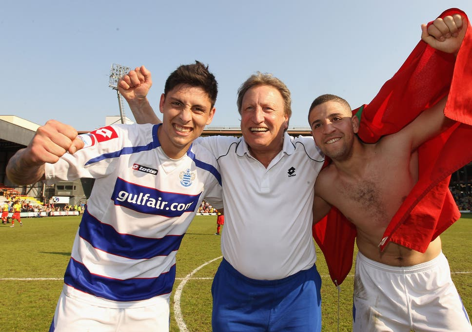 Neil Warnock Adel Taarabt Is Difficult I Had To Put Up With His