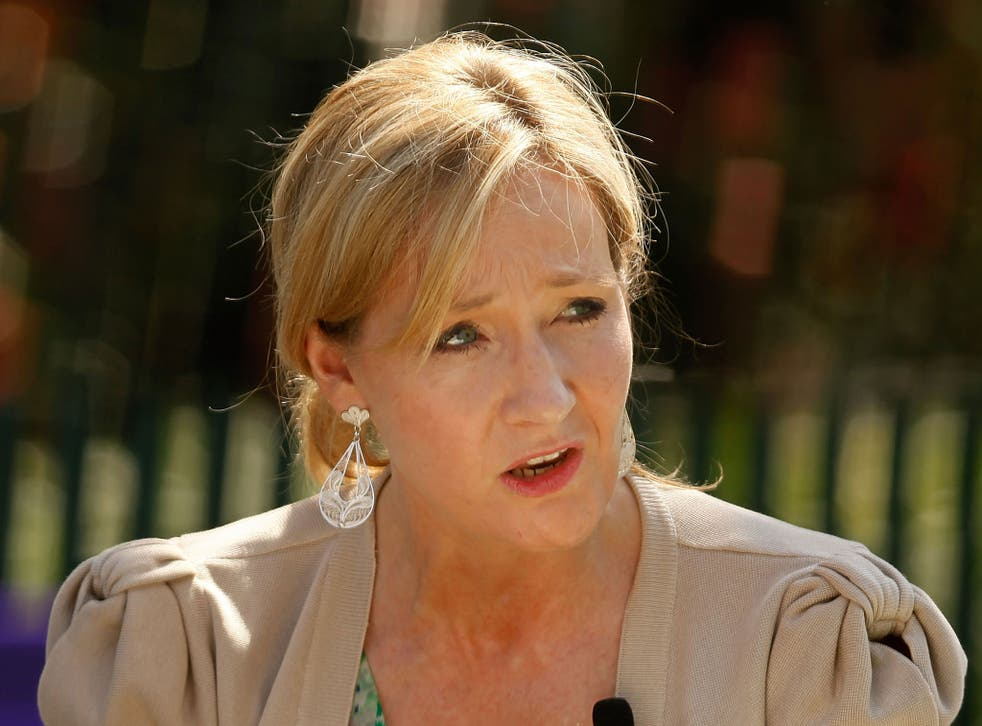 JK Rowling is suing the Daily Mail for libel.