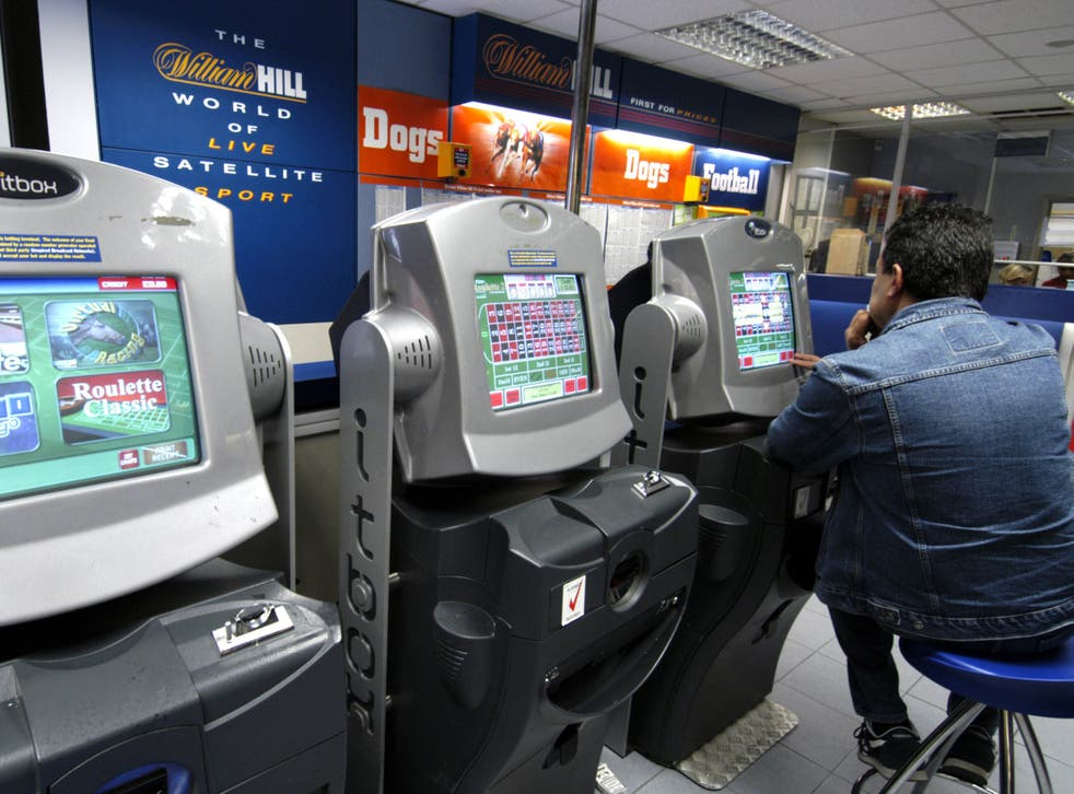 Local councils want to limit the amount that can be spent on Fixed Odds Betting Machines