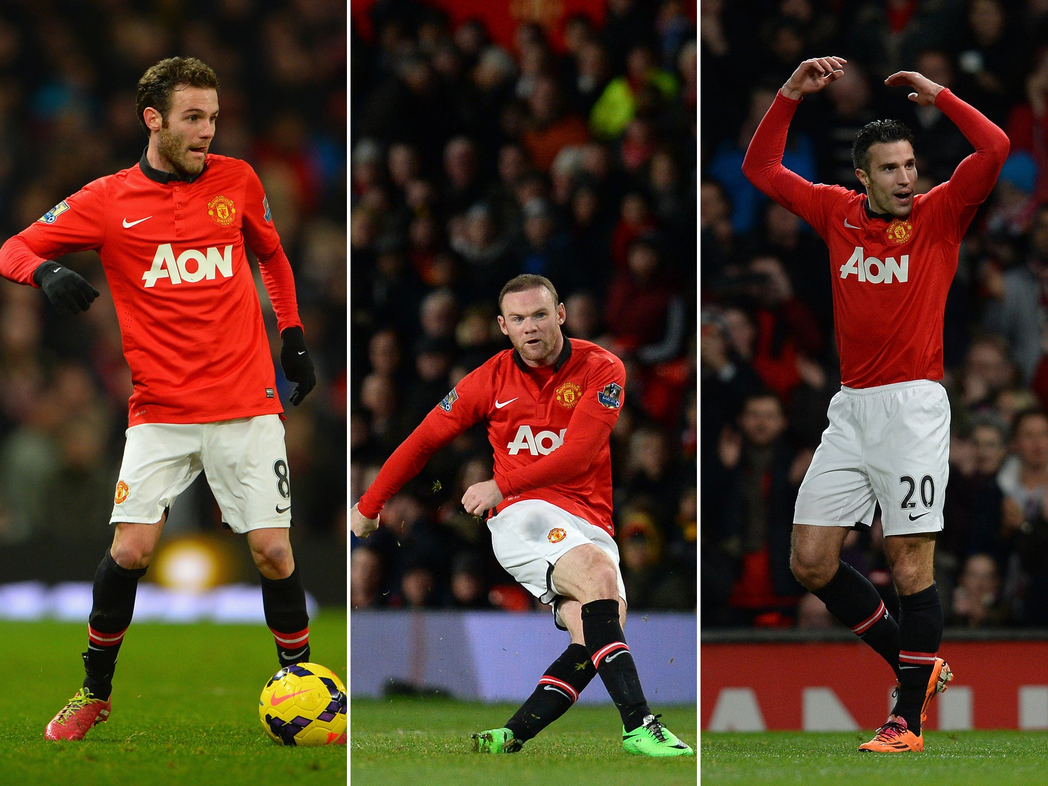 Stoke v manchester united juan mata robin van persie and wayne stoke v manchester united juan mata robin van persie and wayne rooney all start together for the first time the independent fandeluxe Document