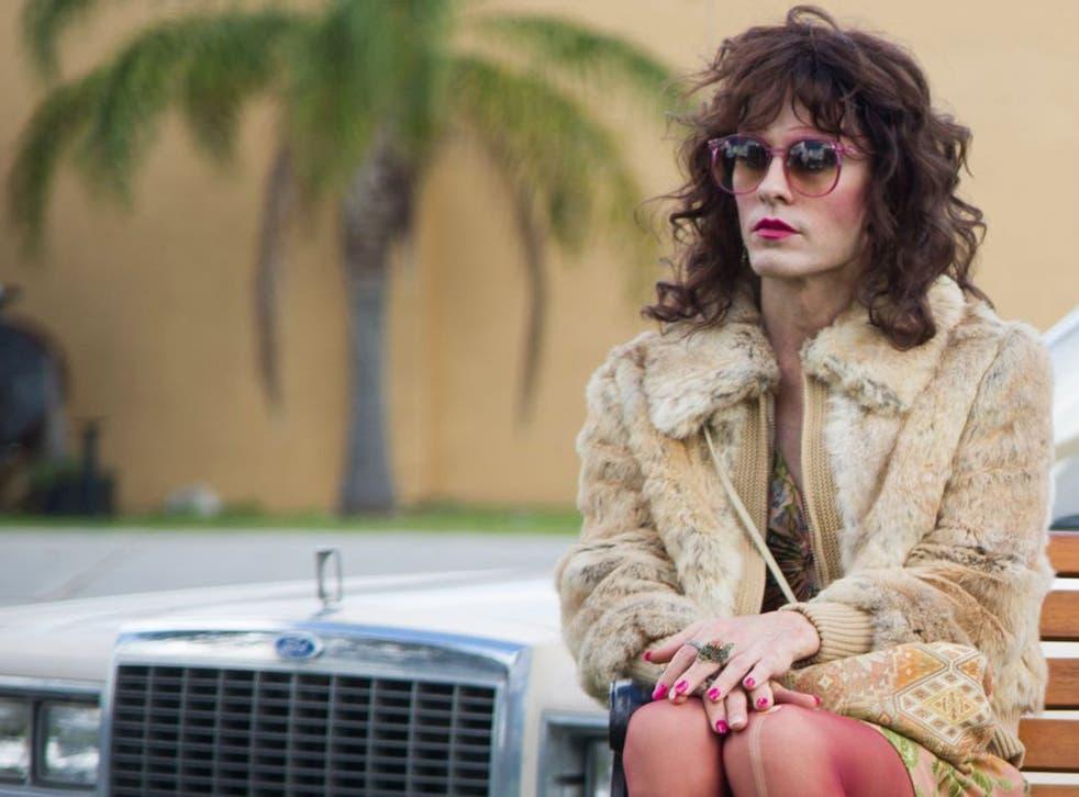 Jared Leto in 'Dallas Buyers Club'