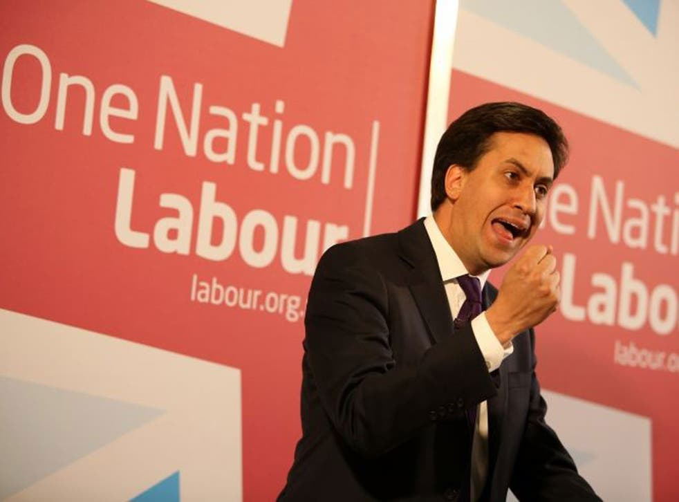 All change: Reform plans proposed by Labour leader Ed Miliband could exclude far left candidates, say union activists