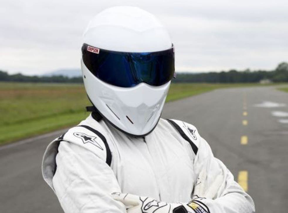 The mysterious Stig
