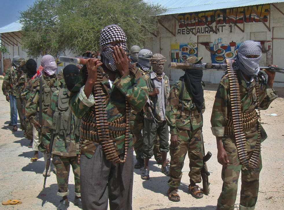 Ivory poached from African elephants helps to fund the salaries paid to Somalia's al-Shabaab militants