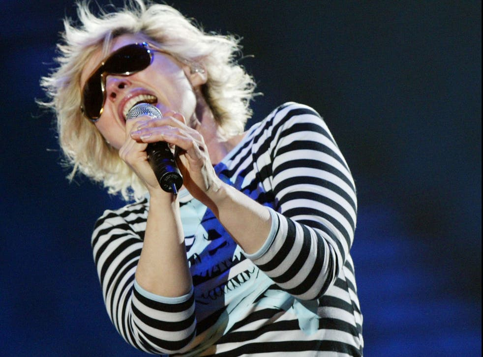 Deborah Harry of Blondie will be the first female performer to accept the NME Godlike Genius award