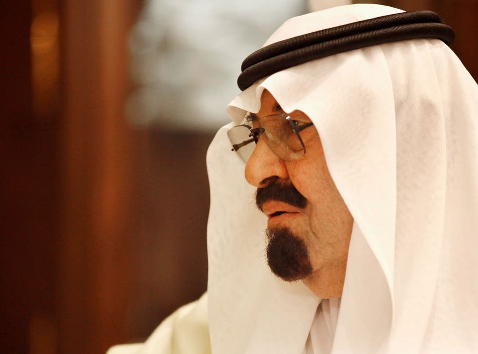 Saudi Arabia is one of the world's last absolute monarchies. All decisions are centred in the hands of 89-year-old King Abdullah (pictured).