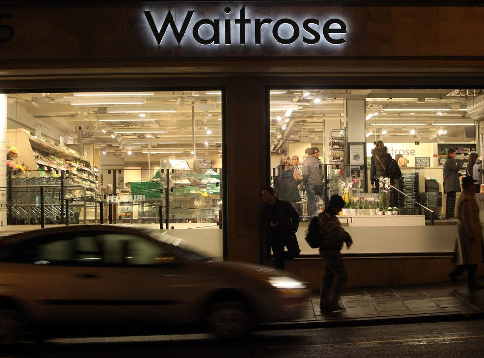 Waitrose will be bringing in more manned tills