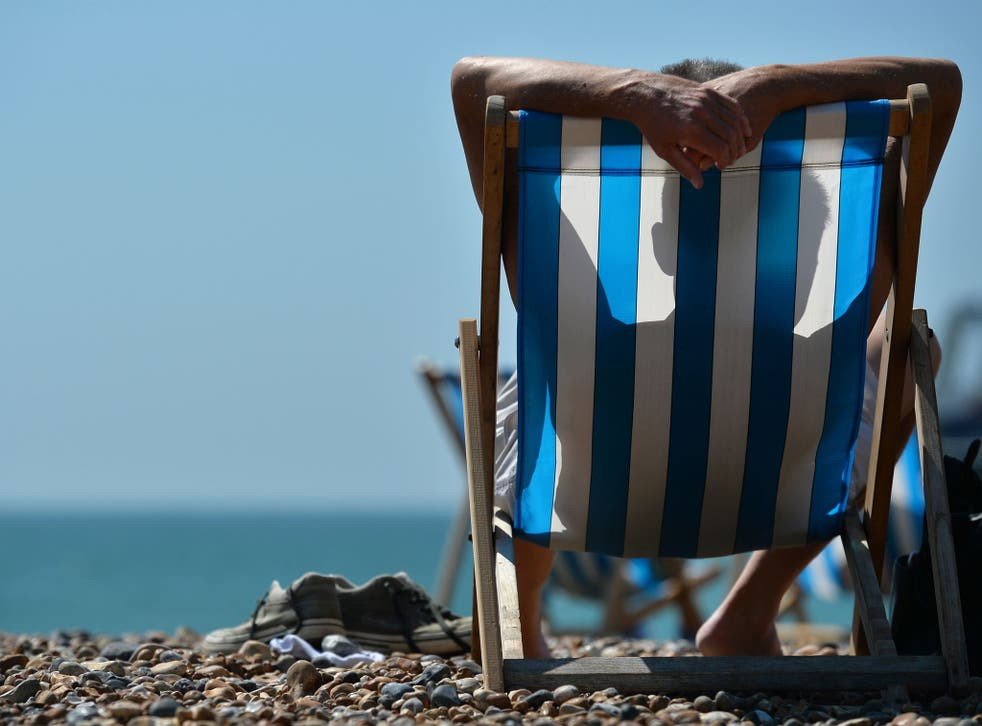 Rising temperatures and an increasing elderly population will mean that more people die
