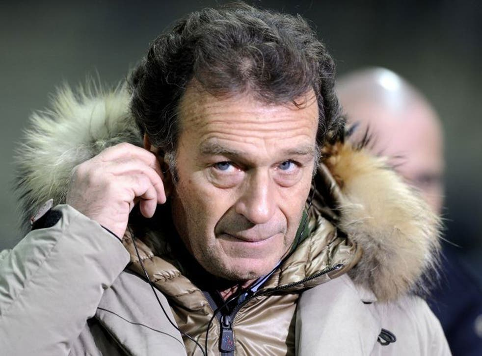 Massimo Cellino was sacking people and trying to sign players as soon as he thought Leeds was his