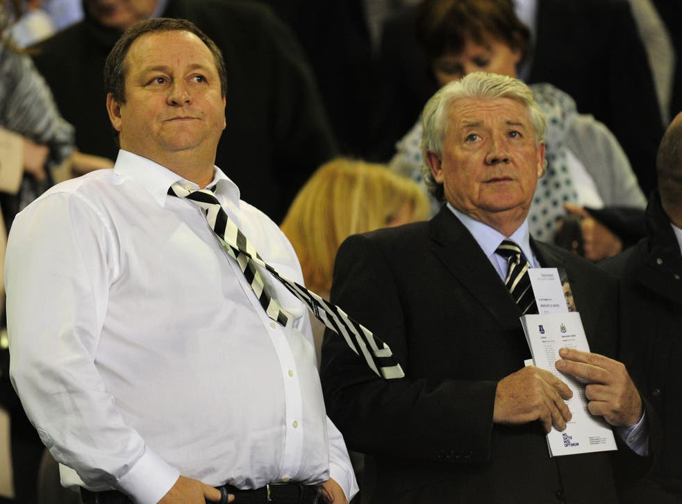 Joe Kinnear has resigned from his role as director of football at Newcastle