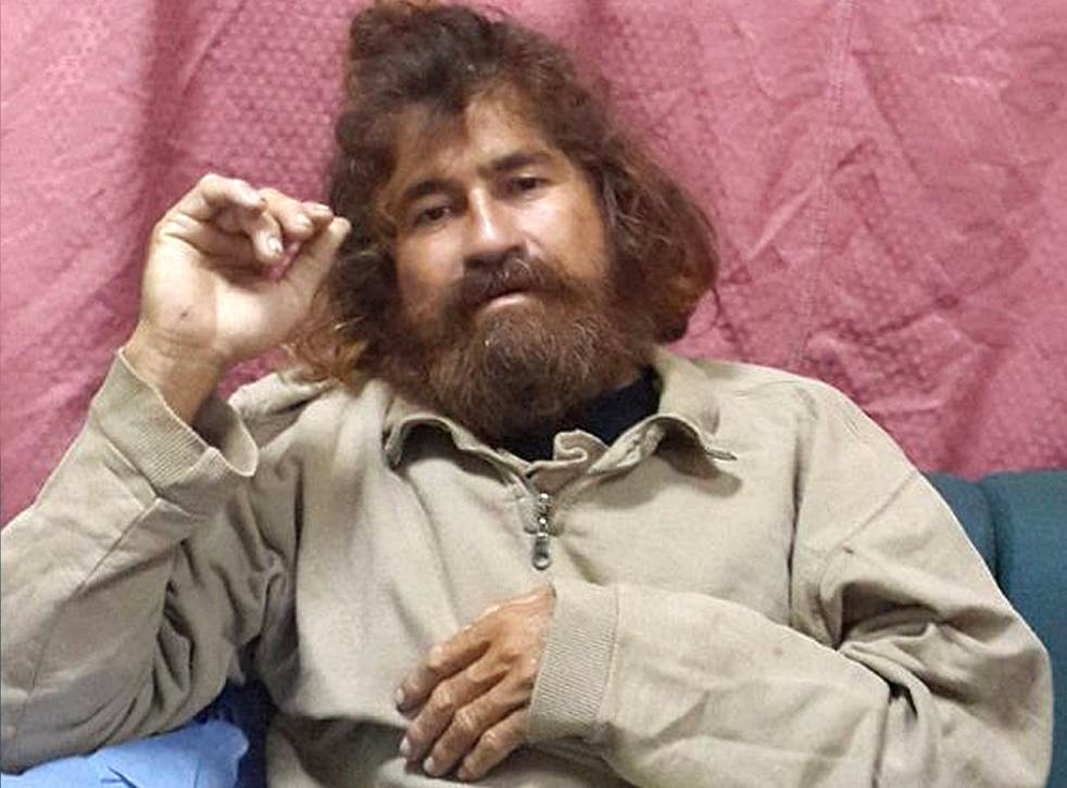 Salvador Alvarenga was found on a remote island in the Pacific after 348 days adrift.