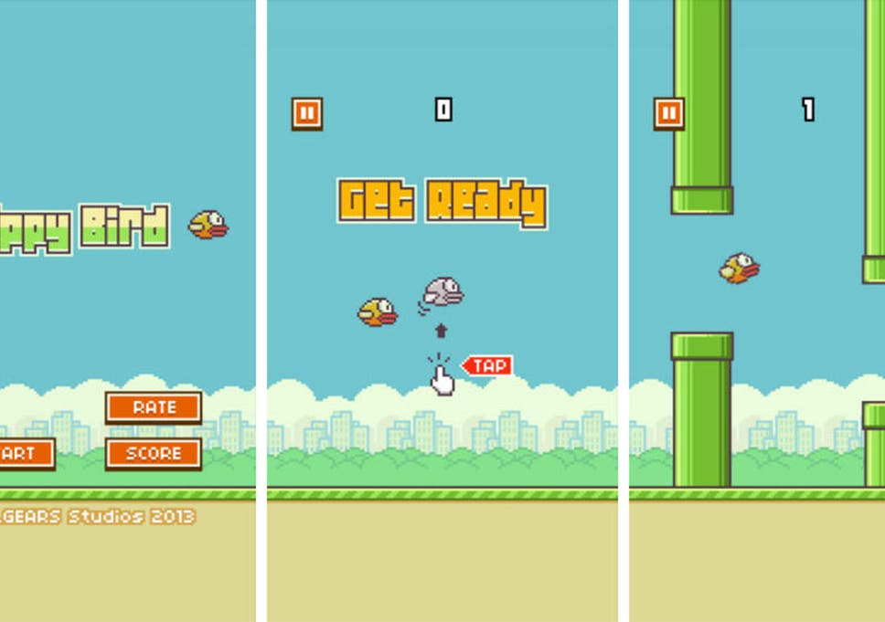 Flappy Bird's Dong Nguyen: 'My games are designed for offline ...
