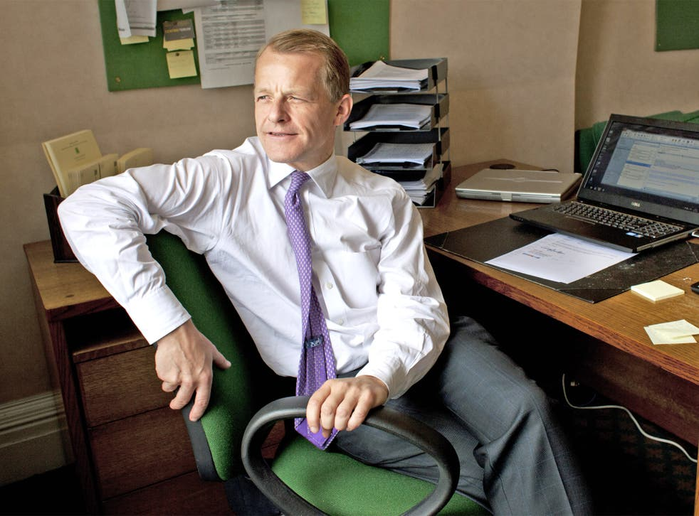 David Laws was unable to reverse the decision to sack Baroness Morgan