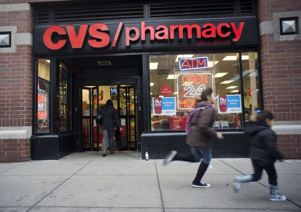 US store CVS sets precedent by ending sale of tobacco