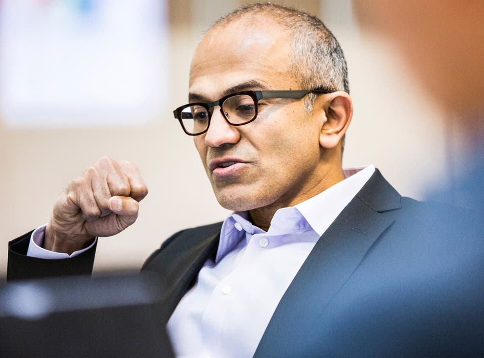Cricket lover Satya Nadella must pitch himself into battle against the other technology mammoths