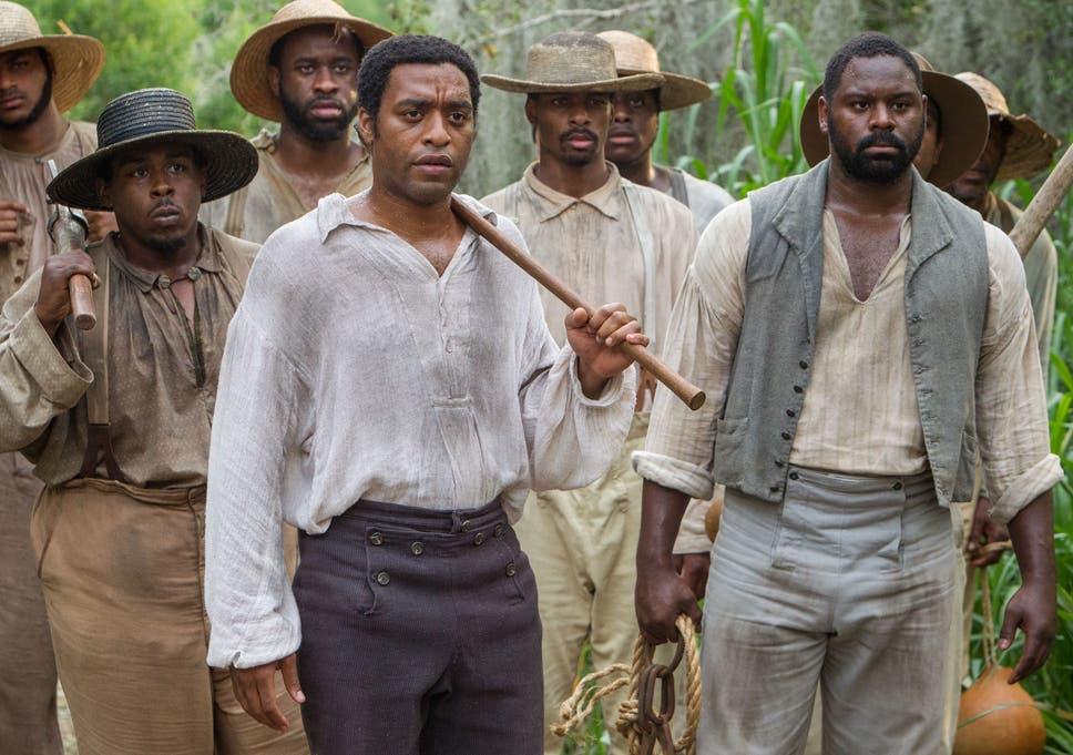 twelve days of slavery movie