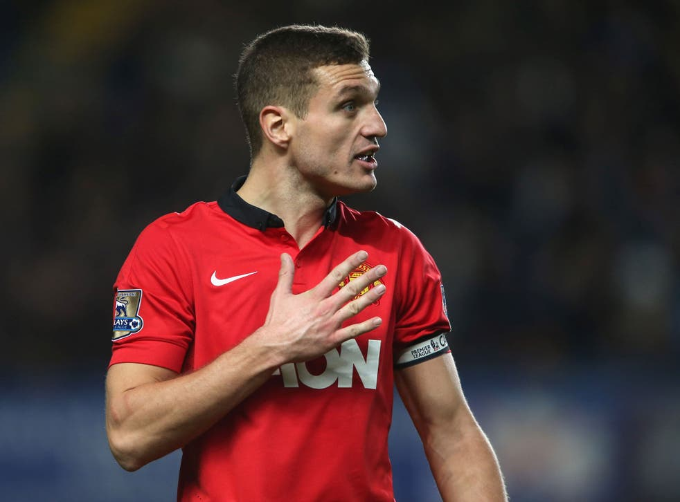 Nemanja Vidic is set to leave Manchester United in the summer having joined in 2006 from Spartak Moscow