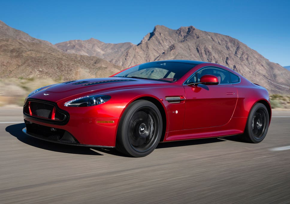 Aston Martin V12 Vantage S Motoring Review Does The Car Feel As Good As It Sounds