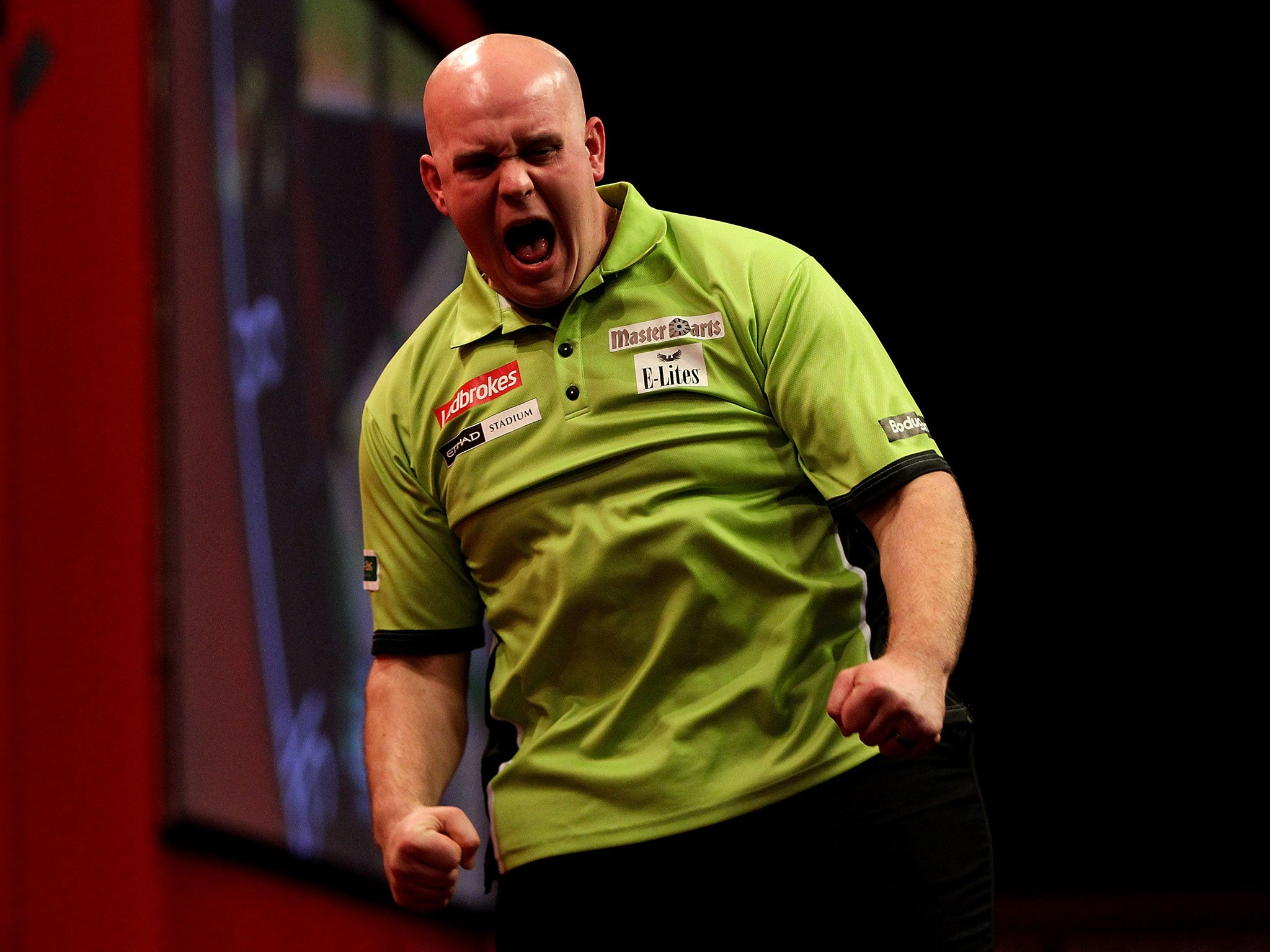 Premier League Darts: Michael van Gerwen inflicts first ever whitewash on Phil Taylor on opening ...