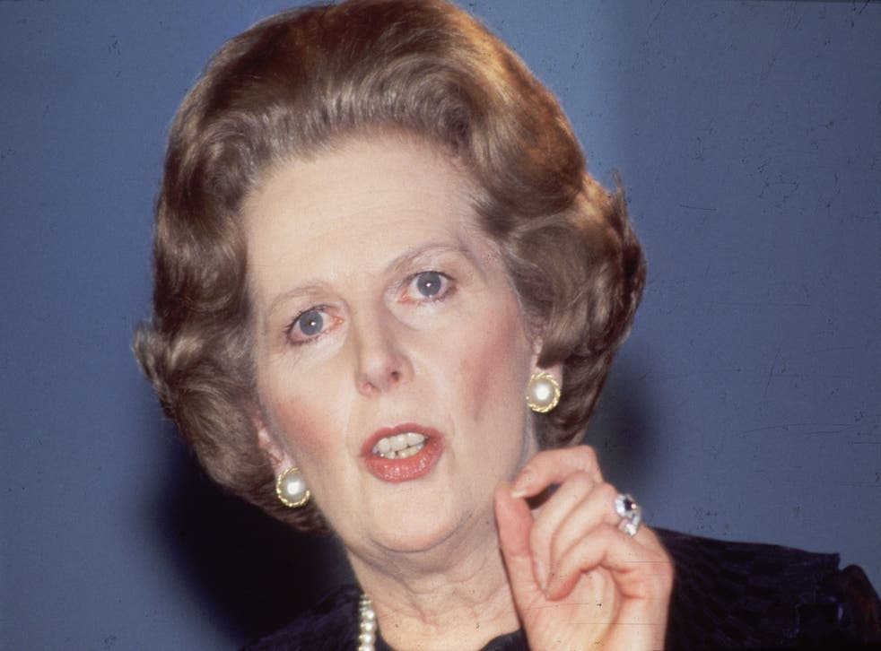 Margaret Thatcher was allegedly told about claims Peter Morrison was involved in sex parties with underage boys