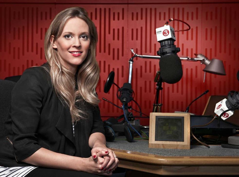 Clemency Burton-Hill - one of the presenters on BBC Radio 3
