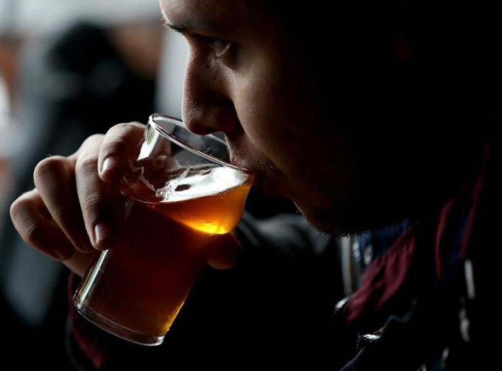 The UK has the most delusional drinkers in the world