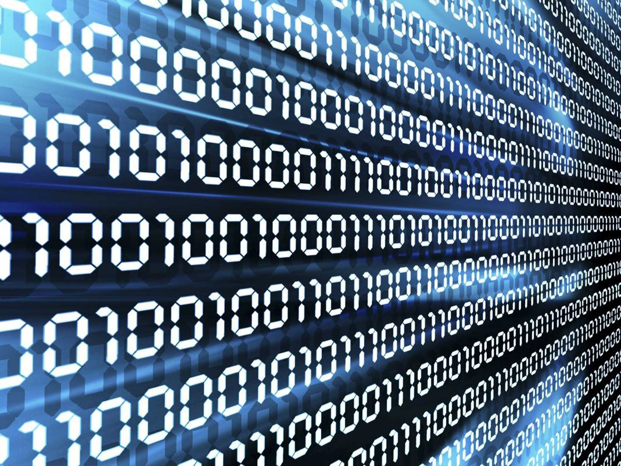 How to learn binary code as letters