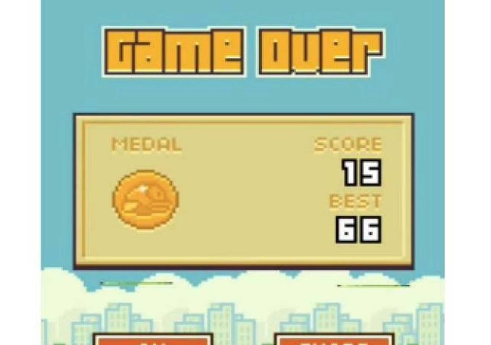 Flappy Bird Taken Down App Creator Removes Addictive Smartphone Hit From App Store The Independent
