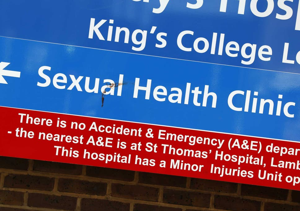 Gay sexual health uk