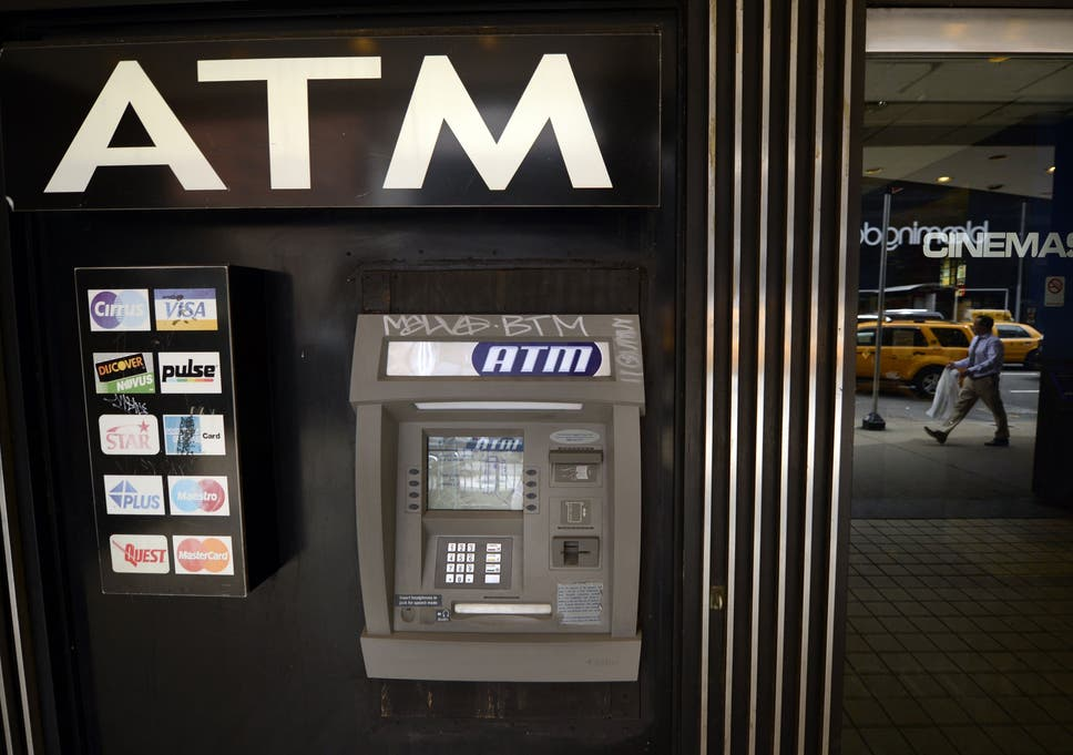 Teenagers hack ATM by bothering to read the instructions | The