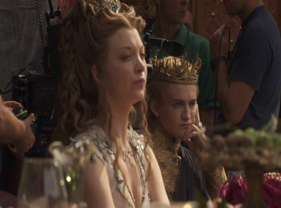 Jack Gleeson and Natalie Dormer star in Game of Thrones