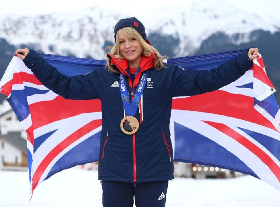 Viewers complained that the coverage of Jenny Jones' Sochi victory was inappropriate