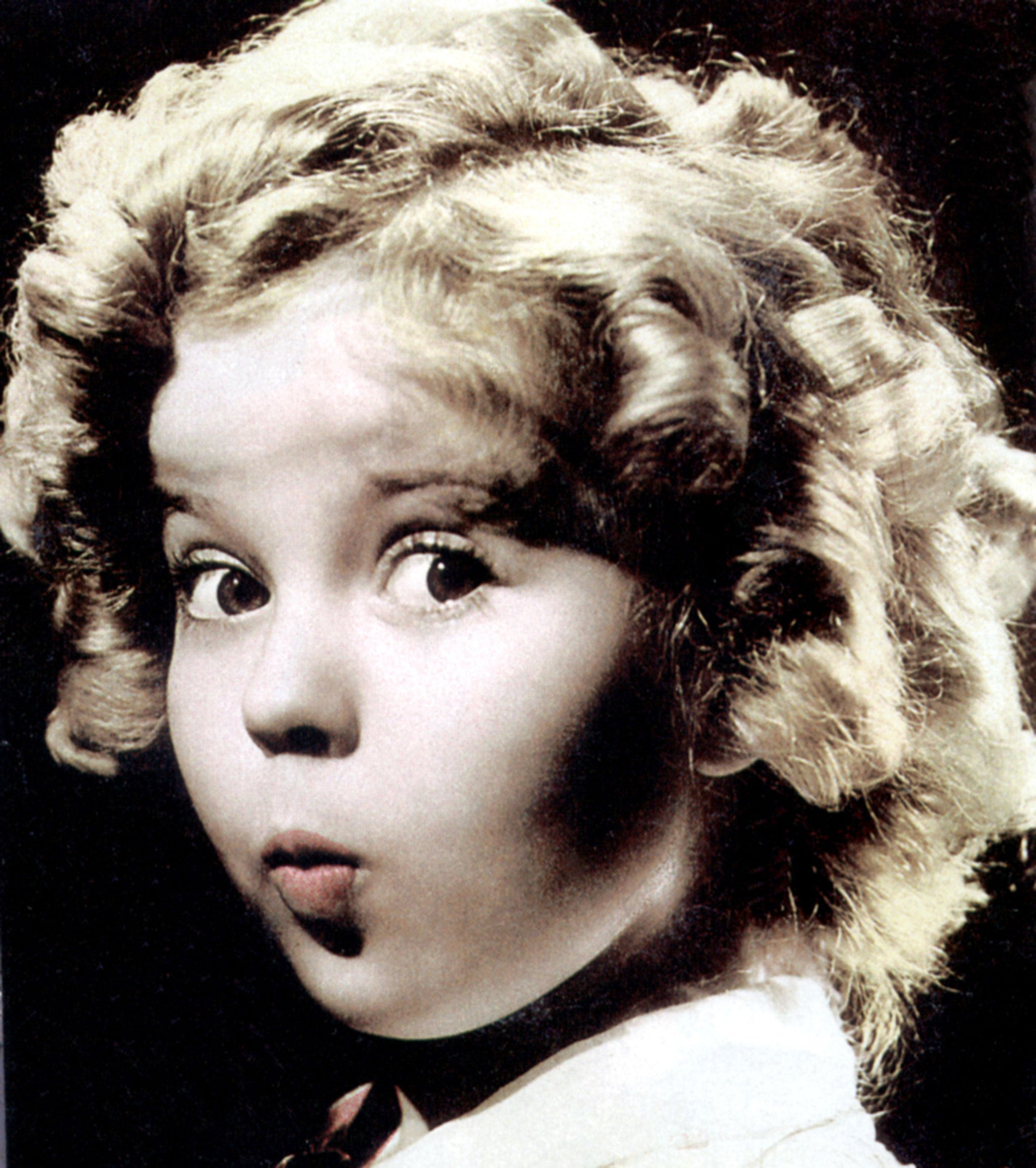 Shirley Temple: Child star who helped the US through the