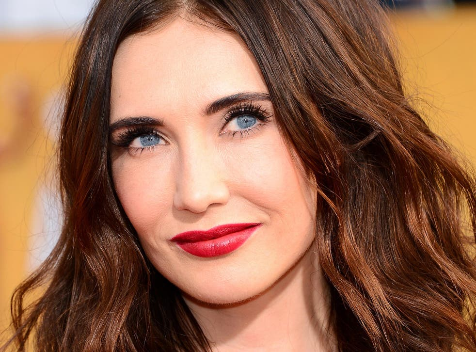 Carice van Houten who plays Red Priestess Melisandre says she has a novel way of approaching nude scenes on set