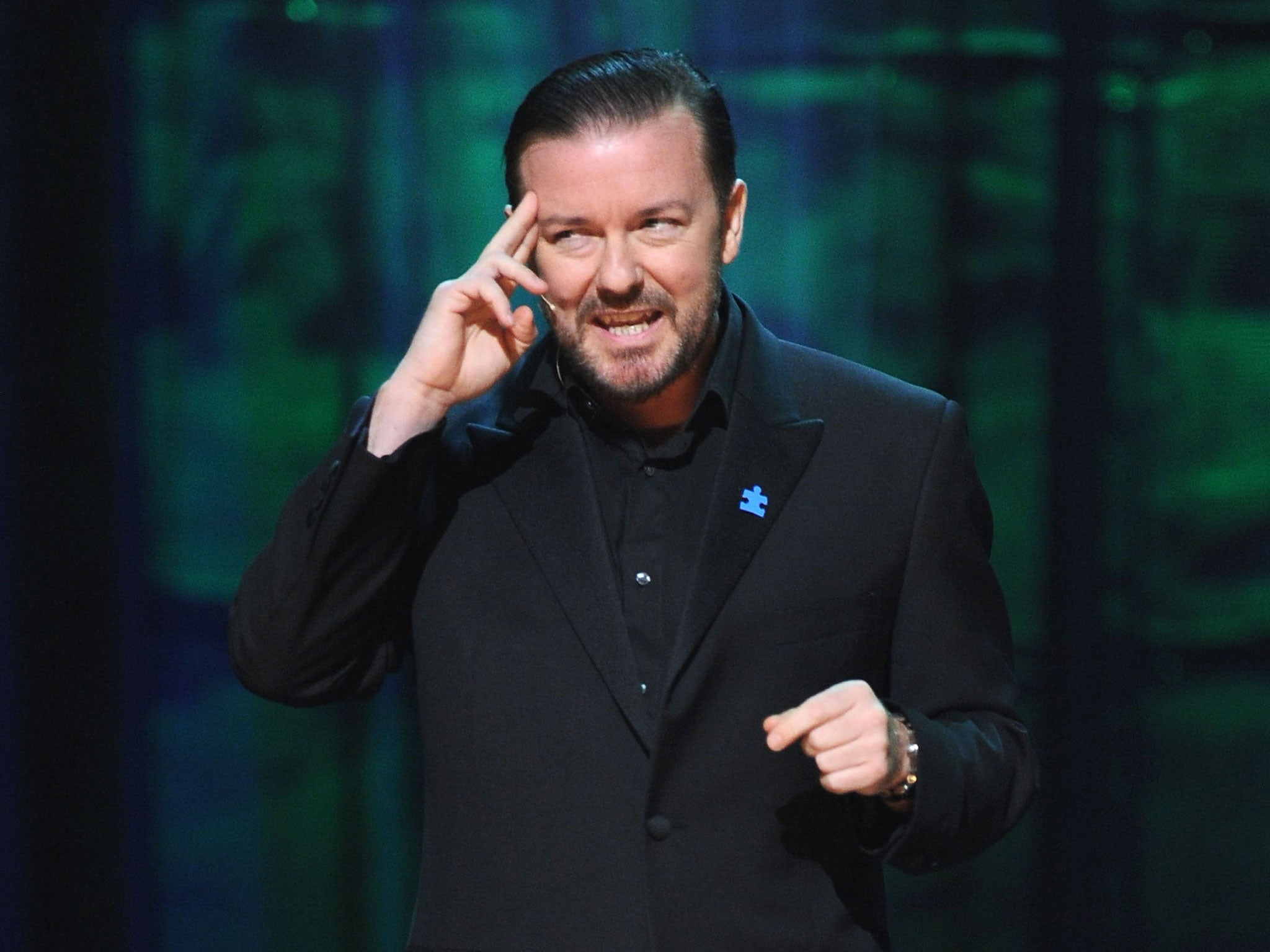 Ricky Gervais Claims Another Extras Prophecy After