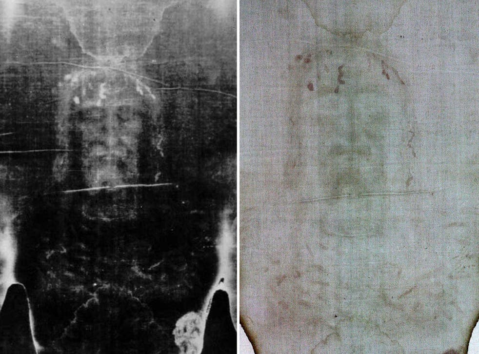 Scientists believe radiation released by an earthquake may be behind the mysterious Shroud of Turin
