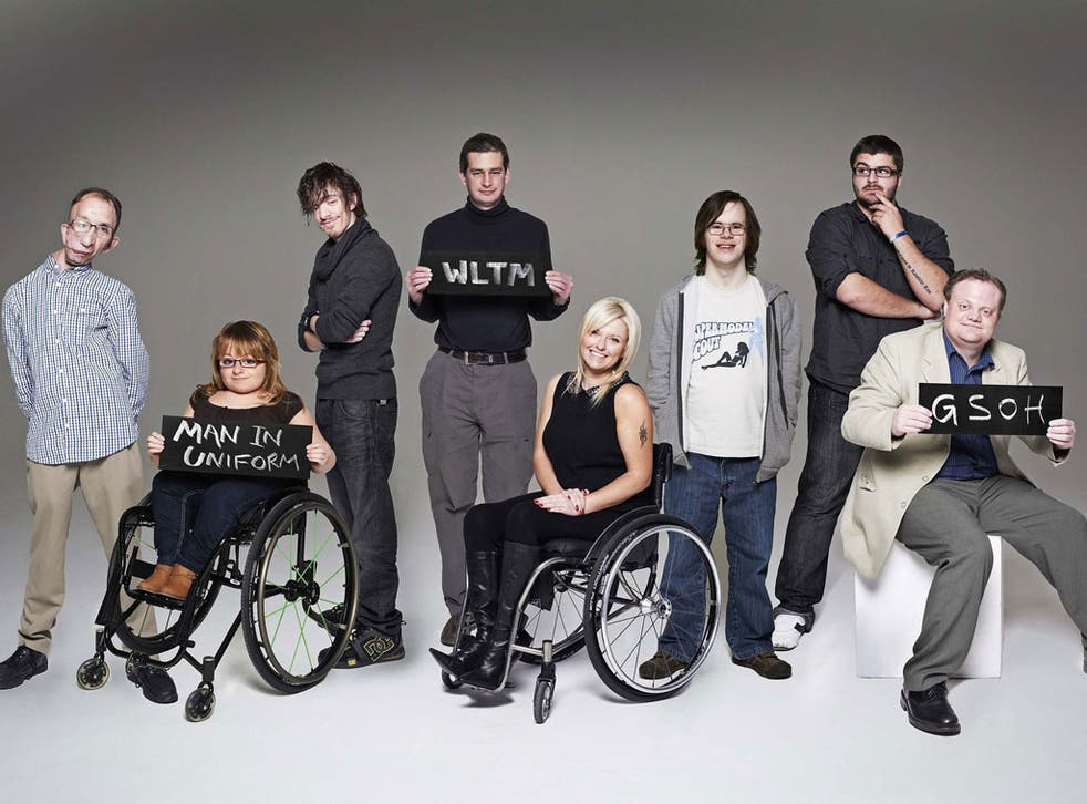 The Undateables first aired in 2012, featuring disabled singletons on a quest for love