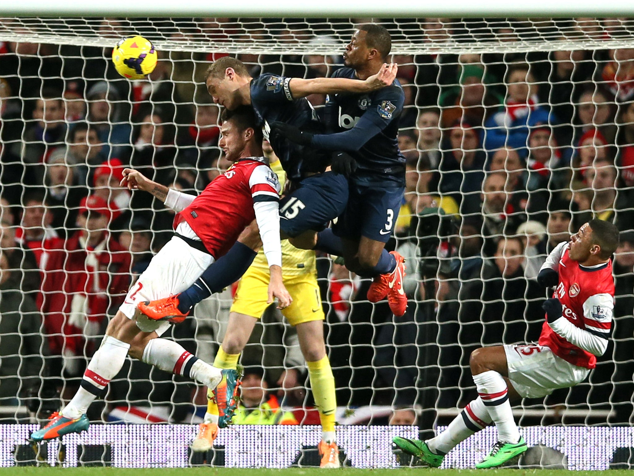 Arsenal 0 Manchester United 0 Arsene Wenger Admits Arsenal